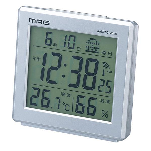 デジタル電波時計 T-634 アポロ2号 /48点入り(代引き不可)