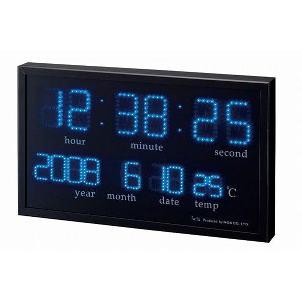 LEDデジタル時計 FEW120 アギラ /10点入り(代引き不可)
