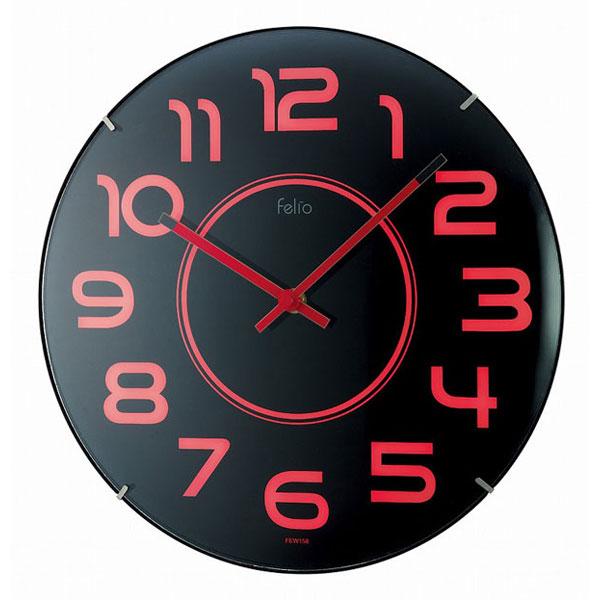 LEDデジタル時計 FEW158 アズナブル /6点入り(代引き不可)