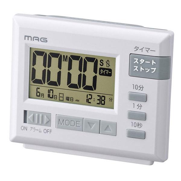 デジタル置時計 T-651 はかるモン /48点入り(代引き不可)