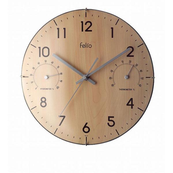 壁掛時計 FEW131 クリュッグ /10点入り(代引き不可)
