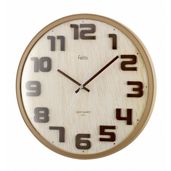 壁掛時計 FEW172 ハイキング /10点入り(代引き不可)