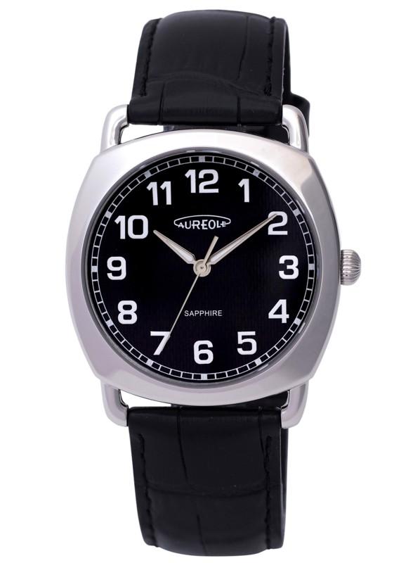 【AUREOLE】オレオール メンズ腕時計 SW-579M-1 アナログ表示 日常生活用防水 /10点入り(代引き不可)