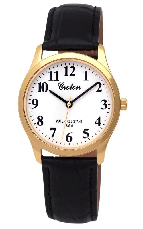 【CROTON】クロトン メンズ腕時計 RT-157M-C アナログ表示 日常生活用防水 /10点入り(代引き不可)
