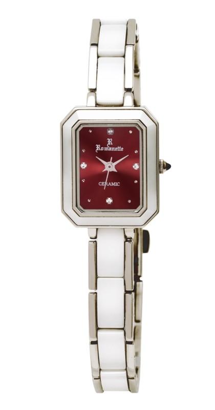 【ROMANETTE】ロマネッティ レディース腕時計 RE-3527L-4 アナログ表示 日常生活用防水 /1点入り(代引き不可)