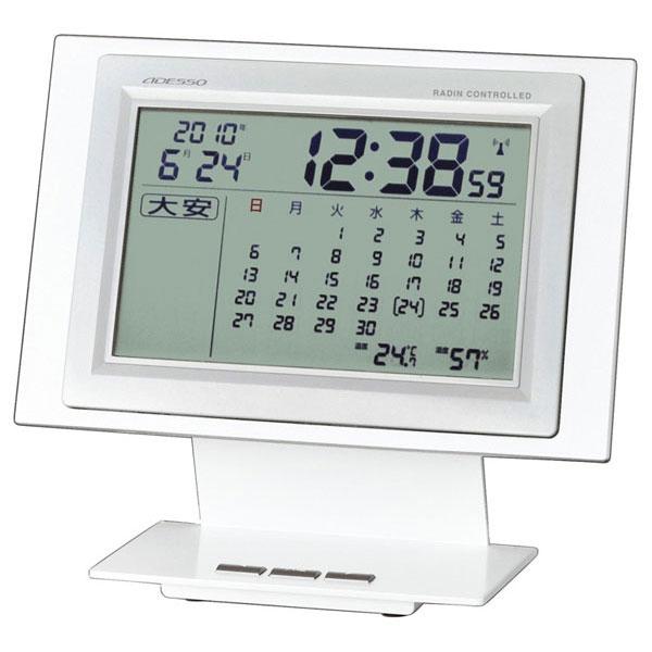 六曜カレンダー電波時計 TSB-578 六曜カレンダー電波時計 TSB-578/12点入り(代引き不可)