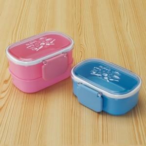 スイート・ランチボックス(日本製) スイート・ランチボックス(アソート)・ピンク/60点・ブルー/60点(代引き不可)