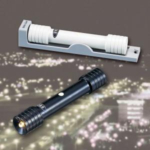 サーブライトB 電池別売(日本製) サーブライトB 電池別売(アソート)・ホワイト/100点・ブラック/100点(代引き不可)【S1】