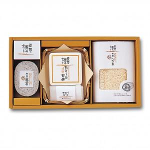 バスタイムセット 自然の恵みセット-1(日本製) 自然の恵みセット-1/48点入り(代引き不可)【inte_D1806】