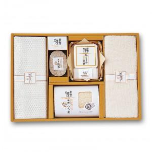 バスタイムセット 自然の恵みセット-3(日本製) 自然の恵みセット-3/30点入り(代引き不可)【S1】
