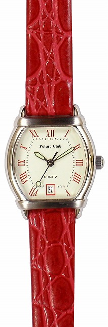 【Future Club】フューチャークラブ レディース腕時計 FC-026L-R3 日常生活用防水(日本製) /10点入り(代引き不可)