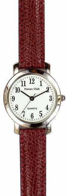 【Future Club】フューチャークラブ レディース腕時計 FC-057LB-03 日常生活用防水(日本製) /10点入り(代引き不可)