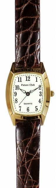 【Future Club】フューチャークラブ レディース腕時計 FC-058LA-05 日常生活用防水(日本製) /5点入り(代引き不可)