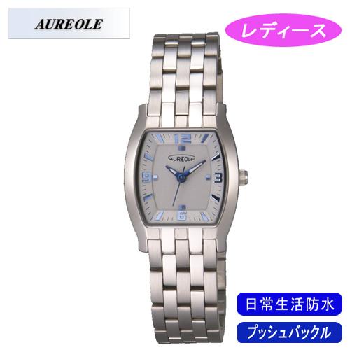 【AUREOLE】オレオール レディース腕時計 SW-465L-3 アナログ表示 日常生活用防水 /10点入り(代引き不可)