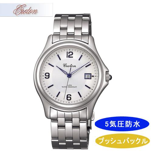 【CROTON】クロトン メンズ腕時計 RT-143M-3 アナログ表示 5気圧防水 /5点入り(代引き不可)