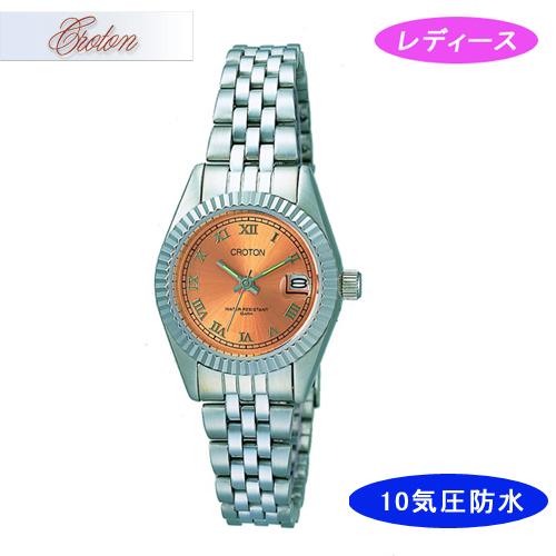【CROTON】クロトン レディース腕時計 RT-132L-4 アナログ表示 10気圧防水 /10点入り(代引き不可)