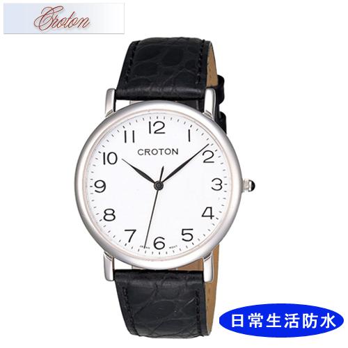 【CROTON】クロトン メンズ腕時計 RT-125M-3 アナログ表示 日常生活用防水 /5点入り(代引き不可)