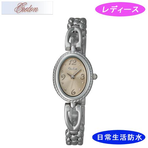 【CROTON】クロトン レディース腕時計 RT-151L-2 アナログ表示 日常生活用防水 /10点入り(代引き不可)