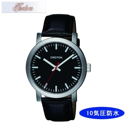 【CROTON】クロトン メンズ腕時計 RT-159M-1 アナログ表示 10気圧防水 /10点入り(代引き不可)