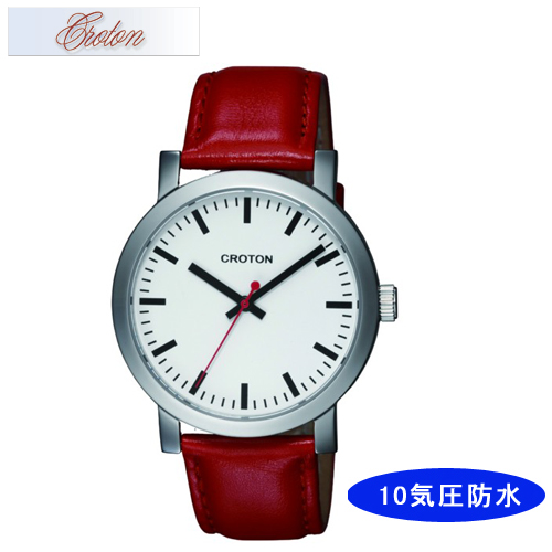 【CROTON】クロトン メンズ腕時計 RT-159M-3 アナログ表示 10気圧防水 /10点入り(代引き不可)