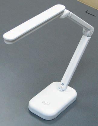 NOATEK 面発光LEDスタンド タッチスイッチ N-LED6012 DWH /20点入り(代引き不可)【S1】