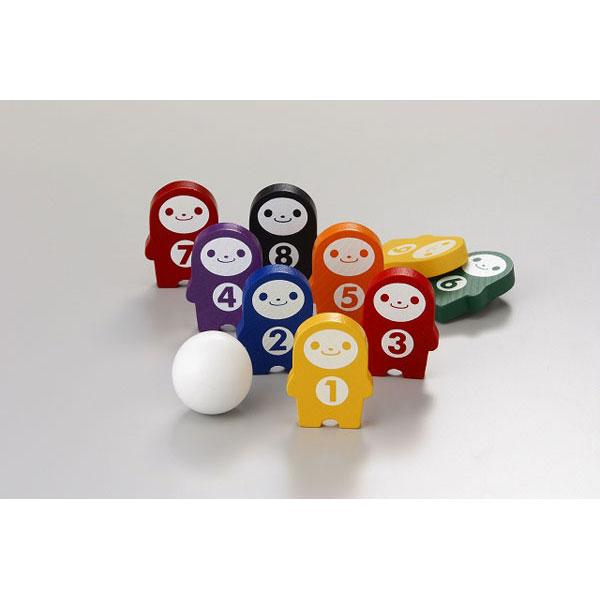 ドミノミニゲーム ボーリング ドミノミニゲーム ボーリング/48点入り(代引き不可)