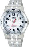 【CITIZEN】シチズン Q&Q ソーラー電源 アナログ メンズ腕時計H968-204 /5点入り(代引き不可)
