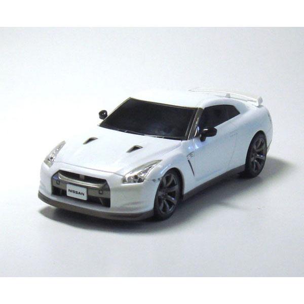 ラジオコントロールカー R/C 1:26 日産GT-R 日産GT-R'(シルバー)TY-0101GS/12点入り(代引き不可)
