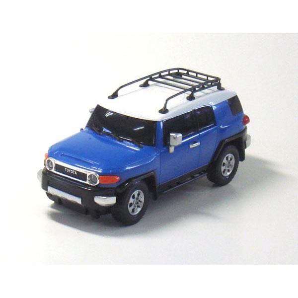ラジオコントロールカー R/C 1:16 トヨタFJクルーザー トヨタFJクルーザー(ブルー)TY-0102FBL/6点入り(代引き不可)