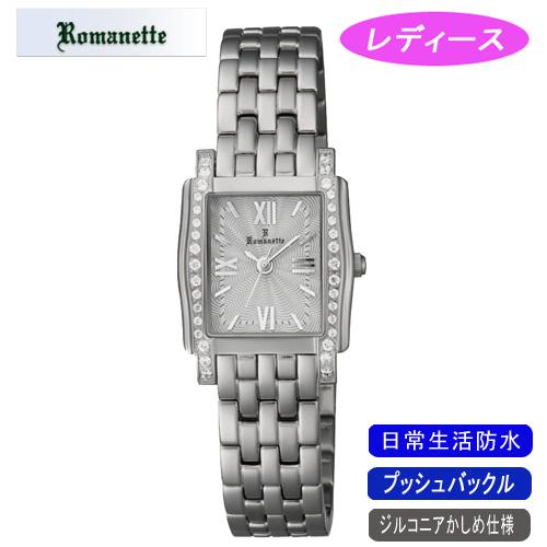 【ROMANETTE】ロマネッティ レディース腕時計RE-3519L-3 アナログ表示 スイス製ムーブ 日常生活用防水 /5点入り(代引き不可)