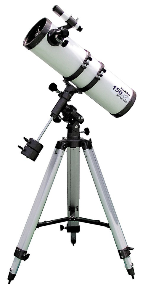 【MIZAR-TEC】ミザールテック 天体望遠鏡LTH-150SS 反射式 口径150mm 焦点距離750mm /2点入り(代引き不可)