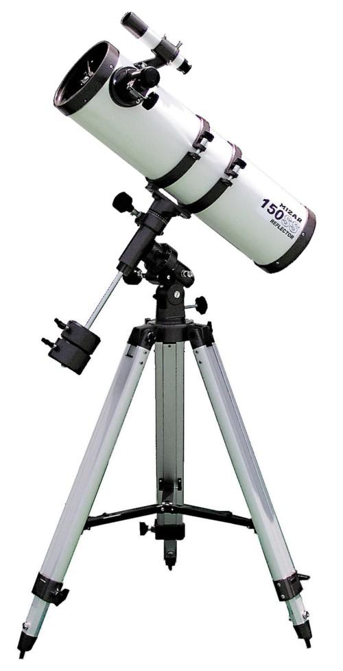 【MIZAR-TEC】ミザールテック 天体望遠鏡LTH-150SS 反射式 口径150mm 焦点距離750mm /4点入り(代引き不可)【送料無料】