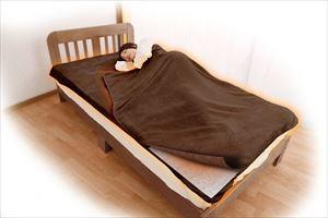 HOTαアルミの暖力 寝袋毛布 /12点入り(代引き不可)【送料無料】