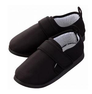 【送料無料】足元ポカポカあったか。優しいシューズです ソフト軽量靴 あしかるさんボア L/32点入り(代引き不可)【送料無料】【S1】