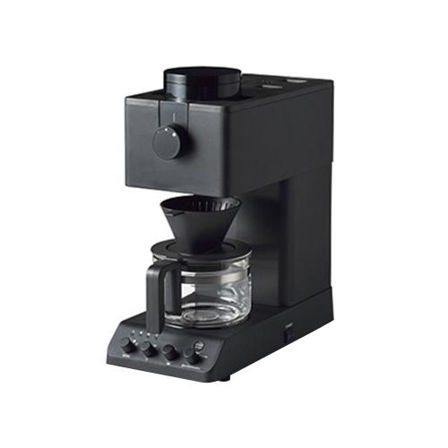 ツインバード CM-D457B 全自動コーヒーメーカー 3杯分 バッハ・コーヒー監修 コーヒーメーカー ミル付き【送料無料】