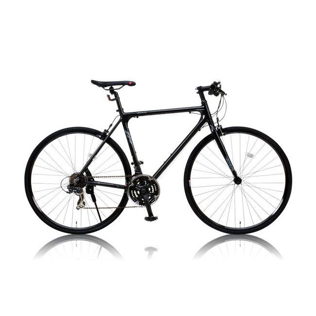 CANOVERR カノーバ― クロスバイク CAC-021 VENUS ブラック(代引不可)【送料無料】