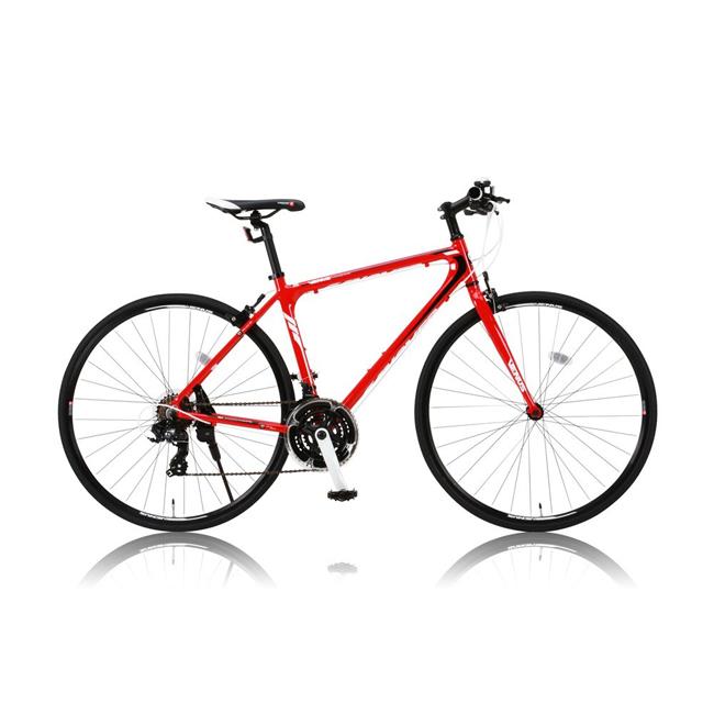 CANOVERR カノーバ― クロスバイク CAC-021 VENUS 470mm レッド(代引不可)【送料無料】