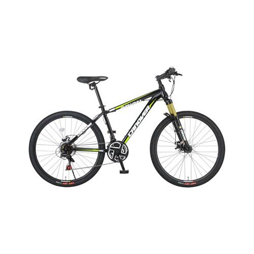 自転車 CANOVER カノーバー CAMT-042-DD ORION ホワイト ブラック MTB(代引不可)【送料無料】