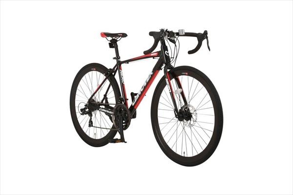 自転車 CANOVER カノーバー CAR-014-DC NERO マットブラック ホワイト ロードバイク(代引不可)【送料無料】【S1】