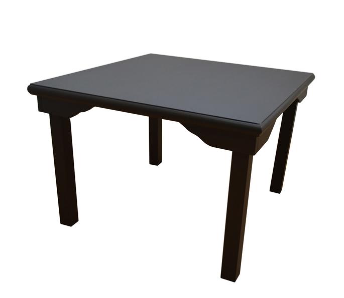 和室に使える!天然木テーブル 木製 フラット脚 80cm角テーブル(代引不可)【送料無料】