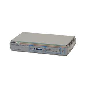 アライドテレシス CentreCOM FS708XL V3 R レイヤー2スイッチ ( FS708XL V3 R )(HUB)