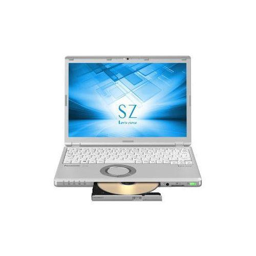 パナソニック ノートPC Lets note SZ6 ビジネスモデル(Corei7-7600UvPro/16GB) CF-SZ6SFUVS