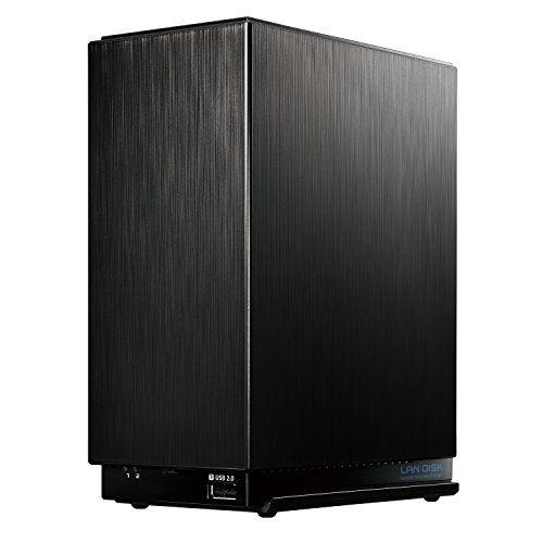 アイオーデータ デュアルコアCPU搭載 2ドライブ高速NAS 6TB HDL2-AA6【ポイント10倍】