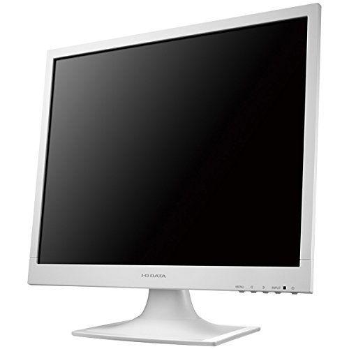 アイオーデータ 19型スクエア液晶ディスプレイ ホワイト LCD-AD192SEDSW