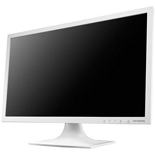 アイオーデータ 「5年保証」20.7型ワイド液晶ディスプレイ ホワイト LCD-AD211ESW