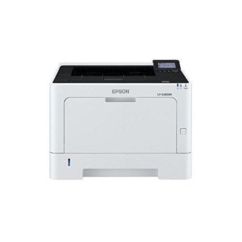 エプソン ページ/レーザープリンタ A4モノクロページプリンター/40PPM/有線LAN/両面印刷 LP-S380DN