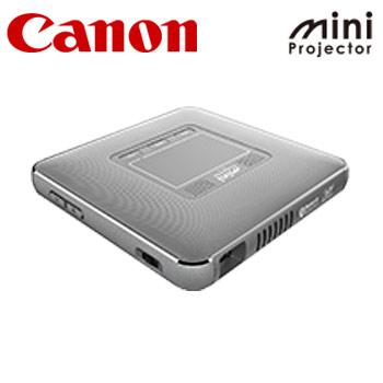 キャノン Canon ミニプロジェクター M-i1 シルバー【送料無料】