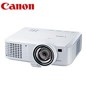 Canon キヤノン POWER PROJECTOR LV-X310ST 0911C001 プロジェクター 近距離投影 軽量 コンパクト タブレット スマホ 接続【送料無料】