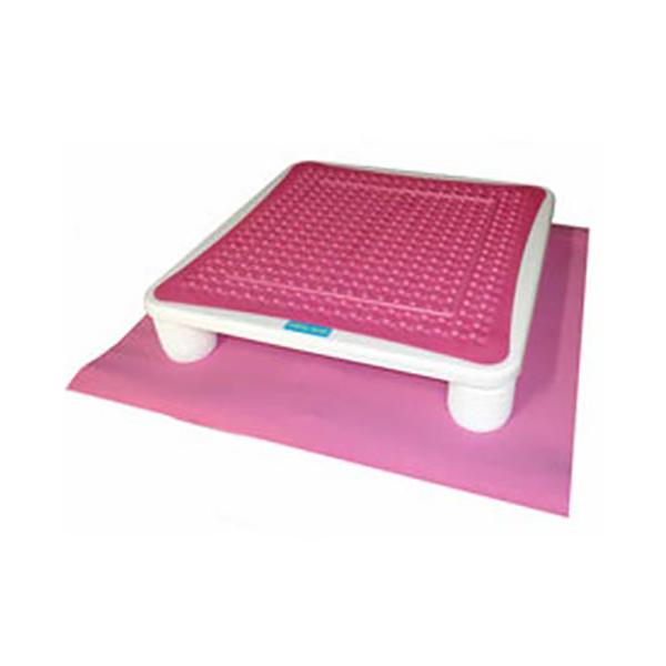 ジャンピングボード(ピンク) 遊具 トランポリン パピー Puppy 遊具 のりもの 室内用【送料無料】