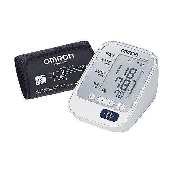 オムロン 上腕式血圧計 HEM-8713 オムロン 上腕式血圧計